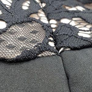 Boohoo Pants - Boohoo Black Lace Cocktail Party Jumpsuit